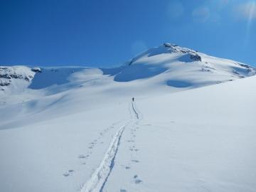 dans le fjord Kangamuit sommet appellé le Pol © y estienne