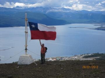 nous sommes bien au Chili © y estienne