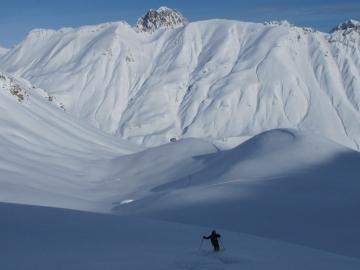 une année de belle neige © Y Estienne