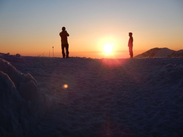 coucher de soleil  japonais © y estienne.JPG